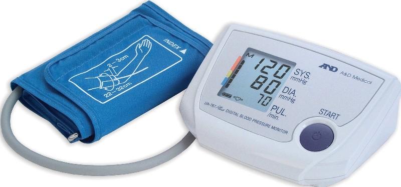 A and D UA 767 Blood Pressure Monitor