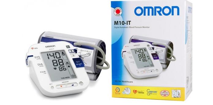 Omron M10 Blood Pressure Monitor
